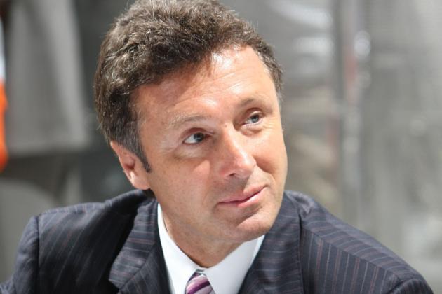 Wilson Hints at Sharks Trade Movement When Draft Resumes