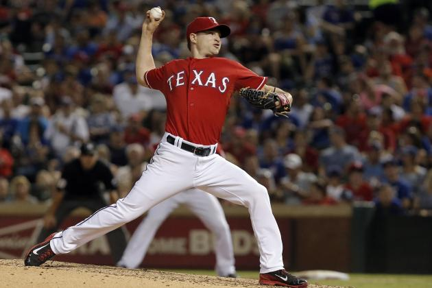 Jason Frasor Would Understand Trade, but Hopes to Stay in Texas