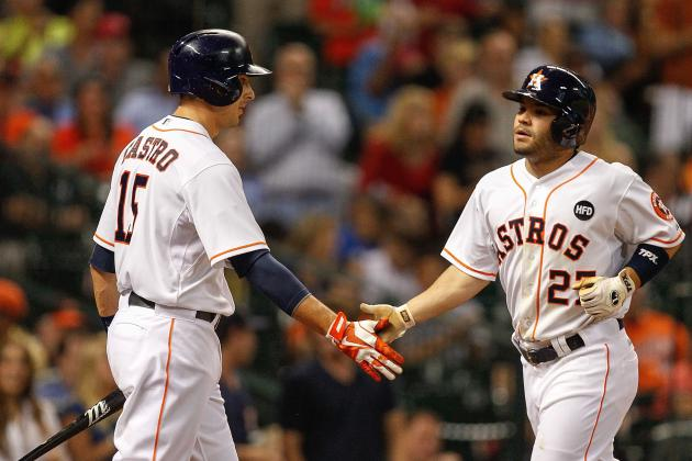 Castro's HR in 11th Leads Astros over Tigers 4-3