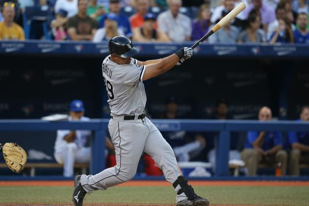White Sox's Jose Abreu Becomes Fastest to Hit 25 Home Runs in MLB History