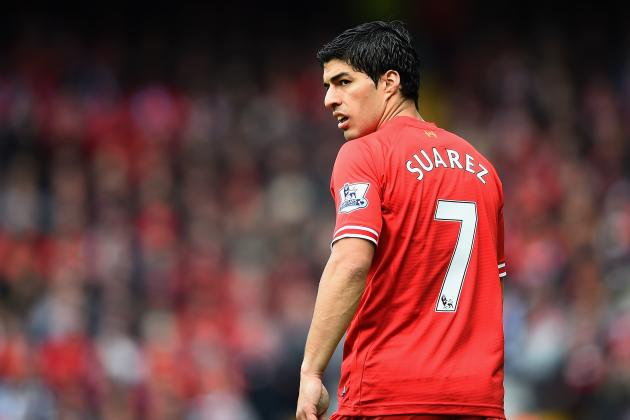 Liverpool Transfer News: Top Targets Lined Up to Ease Luis Suarez Loss