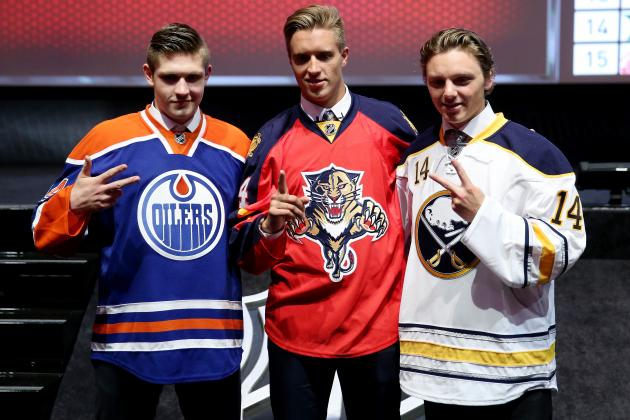 2014 NHL Draft Grades: Complete Results and Scores for Each Team from Day 1