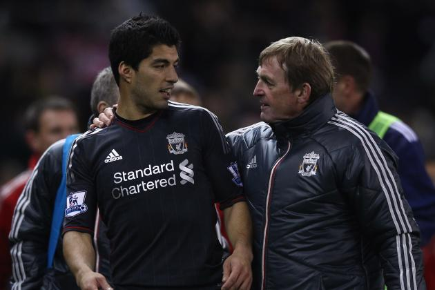 Reds Won't Turn Their Back on Suarez, Says Kenny Dalglish