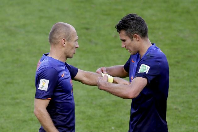 How Robin van Persie and Arjen Robben Can Power the Netherlands Past Mexico
