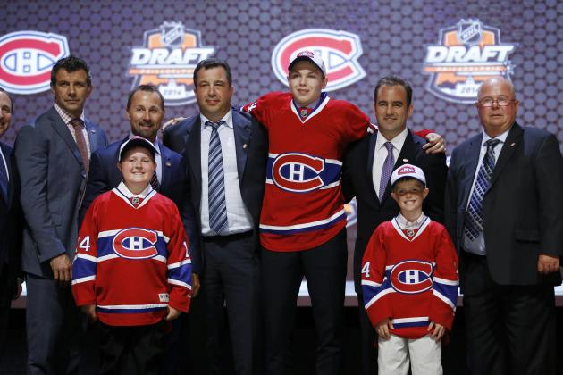 Grading Montreal Canadiens' Pick of Nikita Scherbak at the 2014 NHL Entry Draft