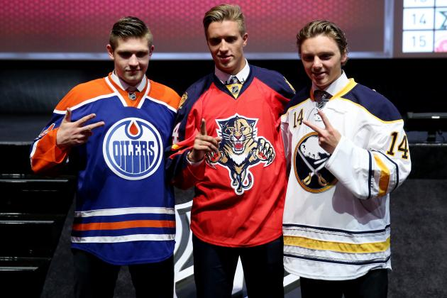 2014 NHL Draft Results: List of Picks, Trades and Letter Grades from Day 1
