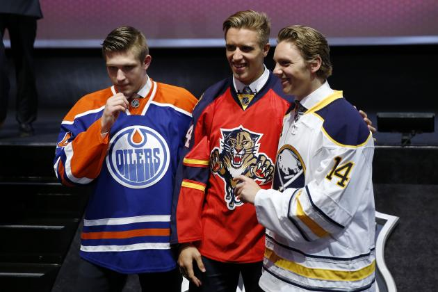 NHL Draft 2014 Order: Updated Day 2 Selection List After Day 1 Results