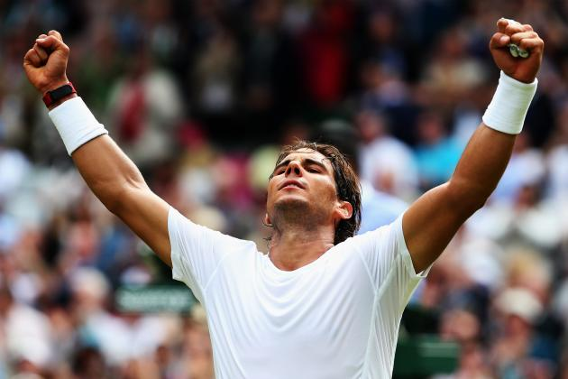 Rafael Nadal vs. Mikhail Kukushkin: Score and Recap from 2014 Wimbledon