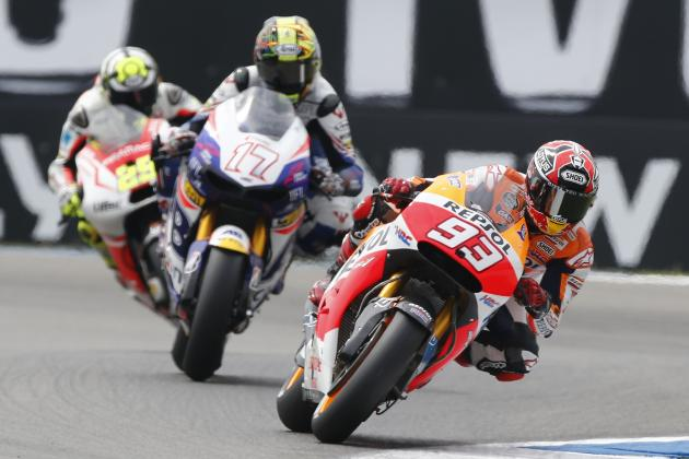 MotoGP Grand Prix of Netherlands 2014 Results: Winner, Standings and Reaction