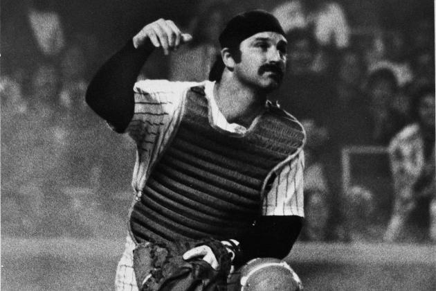 Thurman Munson's 22 Errors Deserved a Fool's-Gold Glove