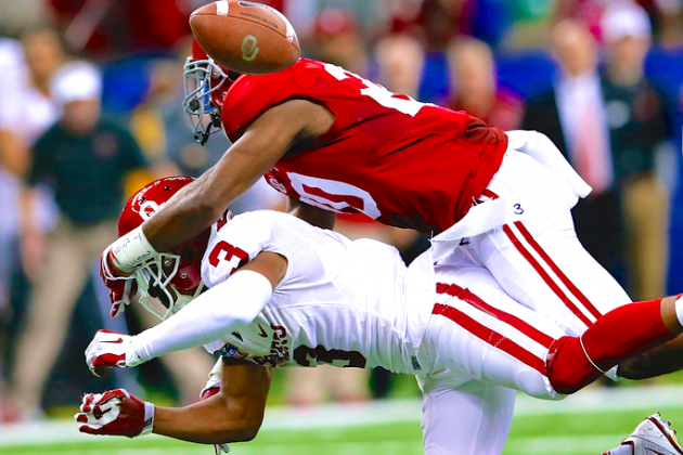 SEC Football Q&A: Will Alabama's Defense Play Better Against Spread Offenses?