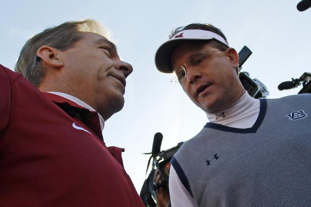 McElroy Breaks Down Auburn's Offense, Why It's 'Difficult' for Nick Saban