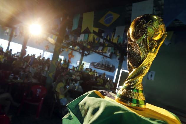 World Cup Bracket 2014: Latest Predictions and Game Lines for Updated Draw