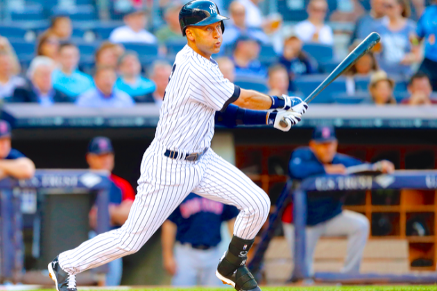 Assessing Derek Jeter's Farewell Season at the Midway Point