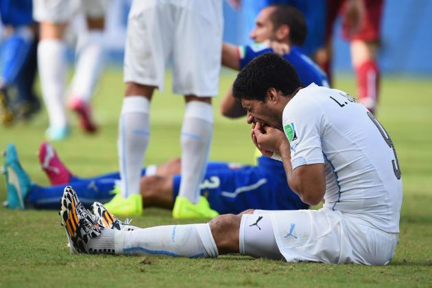If There Is No Apology, Luis Suarez Would Be Better off Saying Nothing