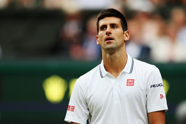 Pressure Building on Novak Djokovic to End Grand Slam Rut at Wimbledon 2014