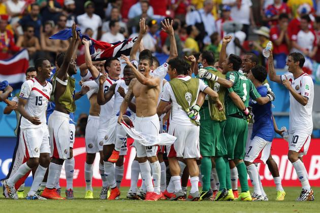 Costa Rica vs. Greece: Date, Time, Live Stream, TV Info, 2014 World Cup Preview