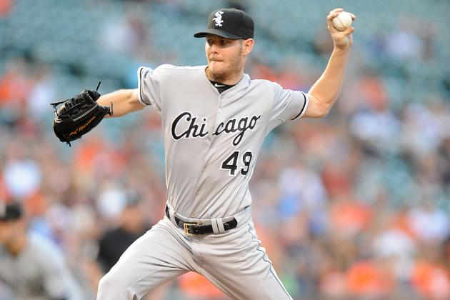 White Sox vs. Blue Jays Live Blog: Instant Reaction and Analysis