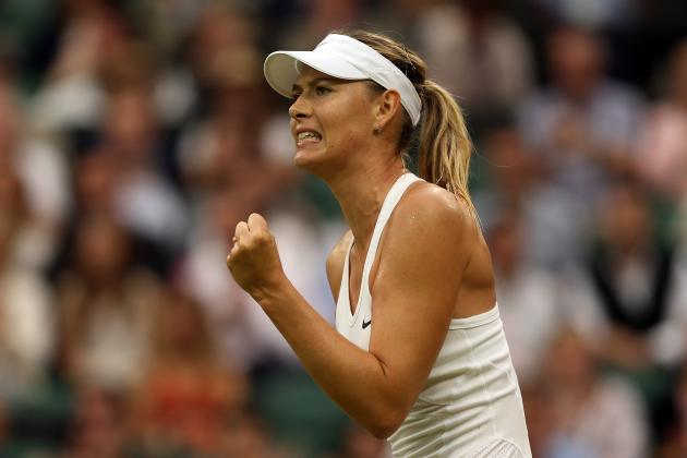 Maria Sharapova vs. Alison Riske: Score and Recap from 2014 Wimbledon