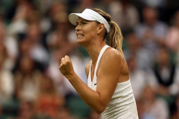 Maria Sharapova vs. Alison Riske: Score and Recap from 2014 Wimbledon