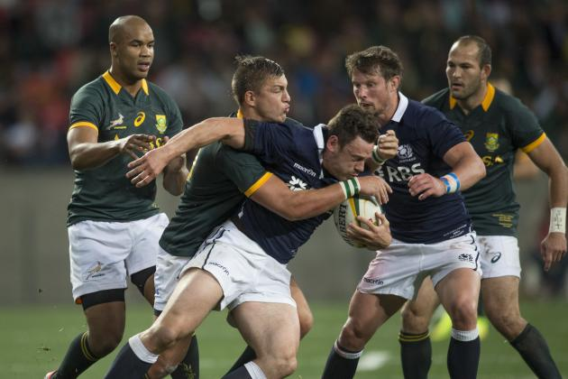 South Africa vs. Scotland: Score, Recap and Post-Match Reaction