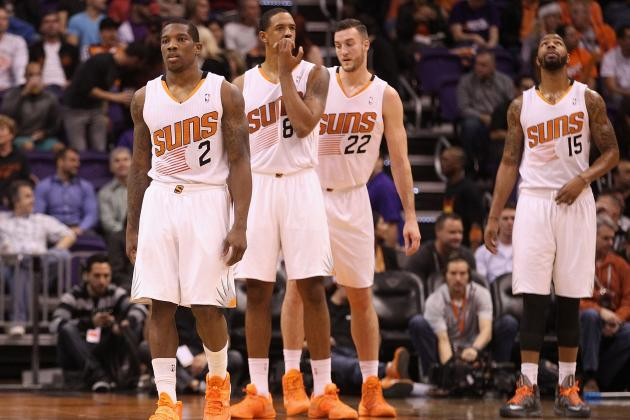What Offseason Moves Are Next for the Phoenix Suns with the Draft Complete?