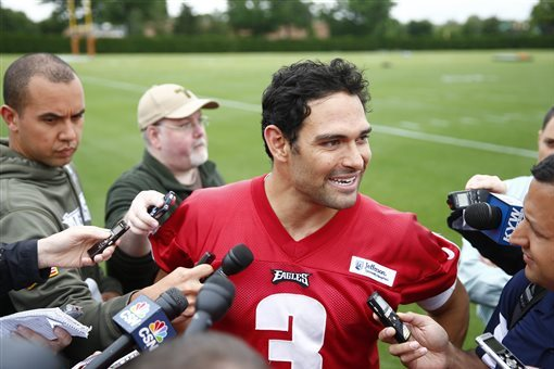 Mark Sanchez Understands New Role