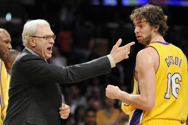 Lakers Rumors: Why Knicks' Pursuit of Pau Gasol Makes Sense for Both Teams
