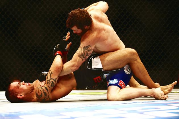 UFC Fight Night 43: Results and Recap from Auckland, New Zealand