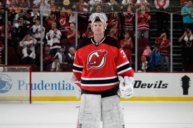 Maple Leafs Express an Interest in Brodeur