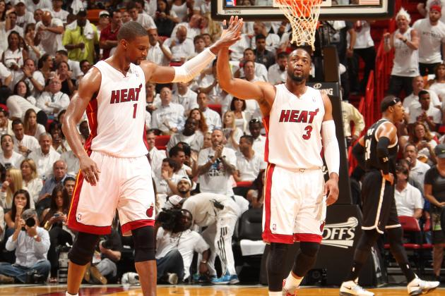 Twitter Reacts to Dwyane Wade and Chris Bosh Reportedly Opting to Be Free Agents