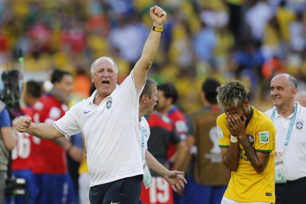 Brazil vs. Chile: Penalty Shootout Proves Hosts Mentally Ready for Run at Title