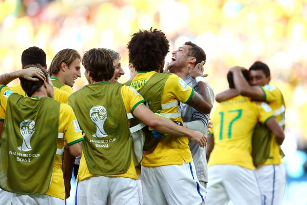 World Cup Results 2014: Tracking Final Scores, Golden Boot Contenders for Day 16
