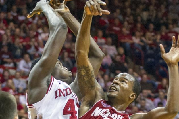 Report: C Jurkin Transferring from Hoosiers