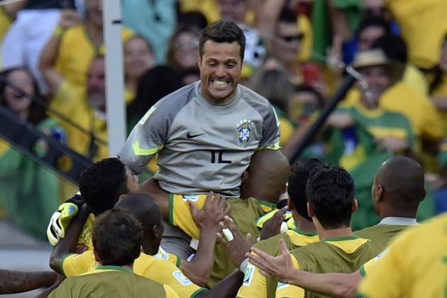Brazil Lack Cohesion in World Cup Scare Against Chile