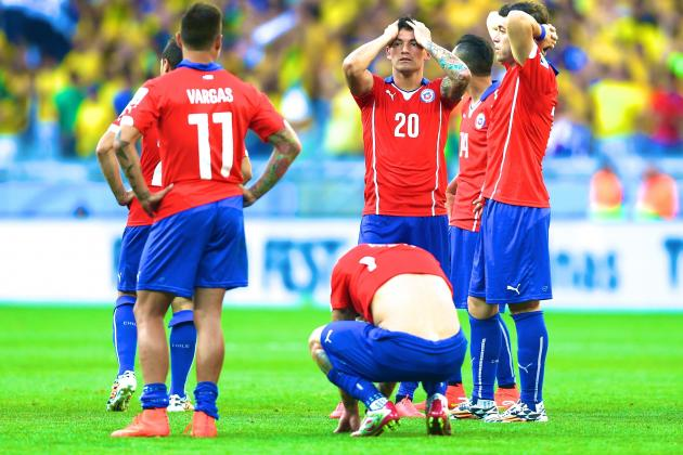 Chile Show What Might Have Been and How to Stop Brazil at Their Own World Cup