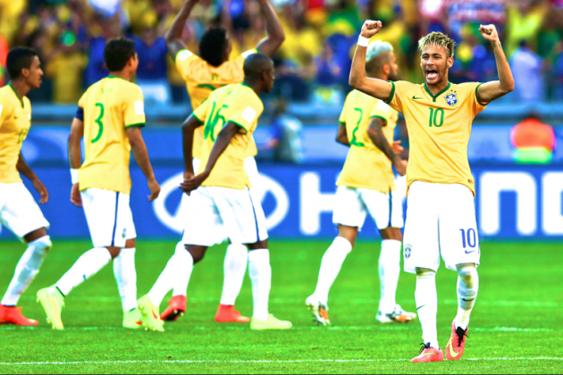 Brazil Must Consider World Cup Changes as Attack Misfires vs. Chile