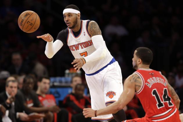 Knicks Rumors: Latest Buzz Surrounding Carmelo Anthony, Pau Gasol and More