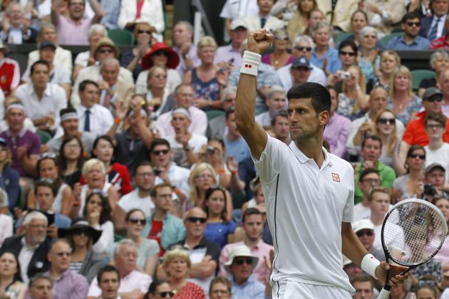 Wimbledon 2014: Day 7 Schedule, Matchups, Predictions for London Bracket