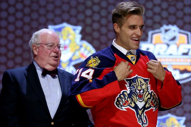 NHL Draft 2014: Full Results and Grades for All Teams