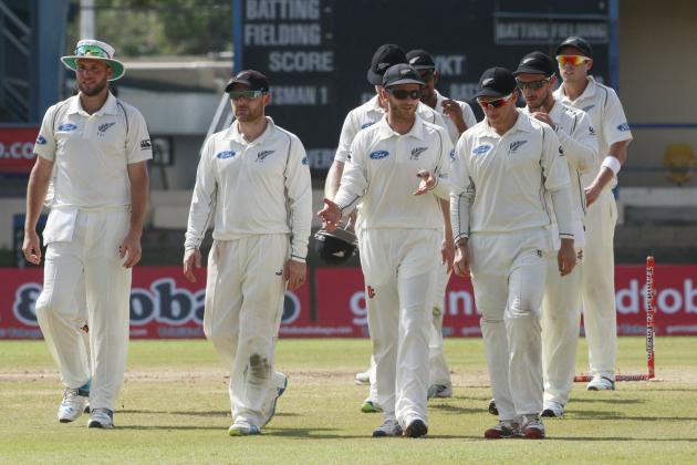 West Indies vs. New Zealand, 3rd Test: Day 3 Video Highlights, Scorecard, Report