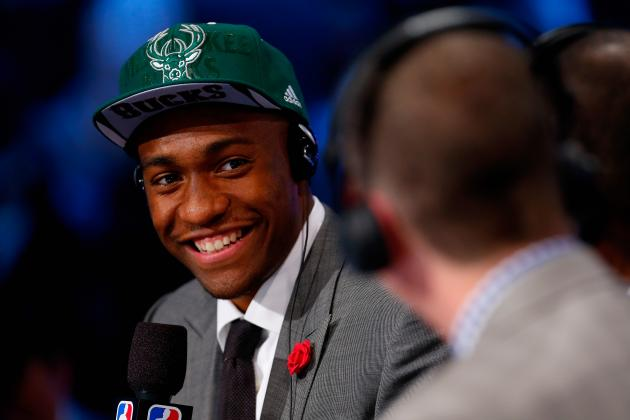 What Offseason Moves Are Next for Milwaukee Bucks with NBA Draft Complete?