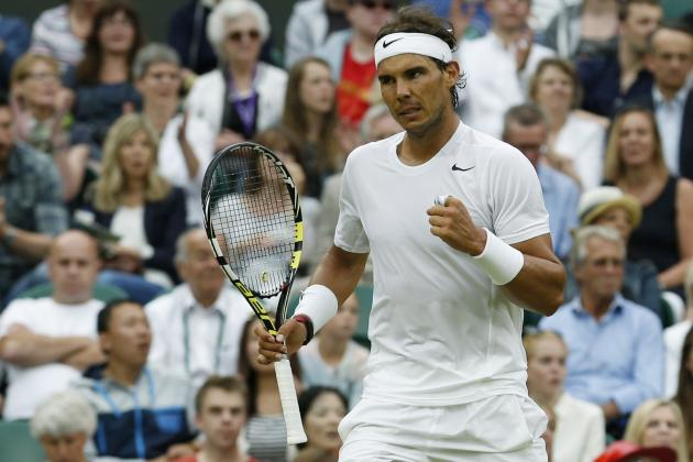 Wimbledon 2014 Results: Notable Scores for Day 6 Matches at All England Club