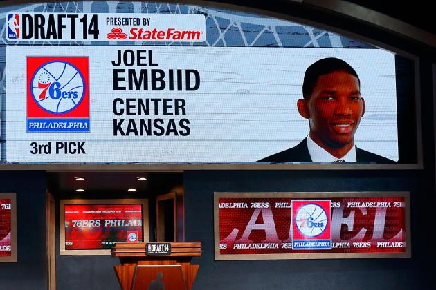 Joel Embiid Thought Injury Might Drop Him into 2nd Round of 2014 NBA Draft