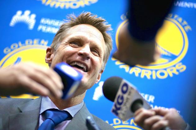 Steve Kerr Can Make Golden State Warriors Forget All About Mark Jackson