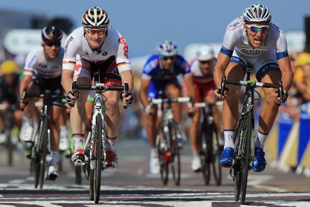 Examining the Sprint Stars Hoping to Shine at This Year's Tour De France
