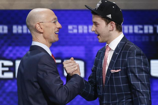 2014 NBA Draft: Easy-to-View Table for Results, Grades and Analysis