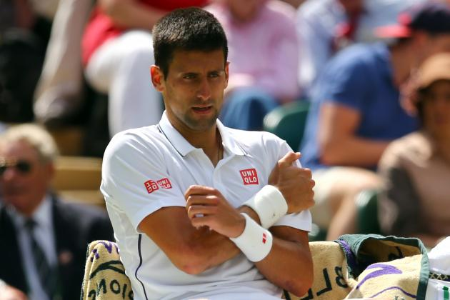 Wimbledon 2014: Updated Draw and Predictions for Day 7 at All England Club