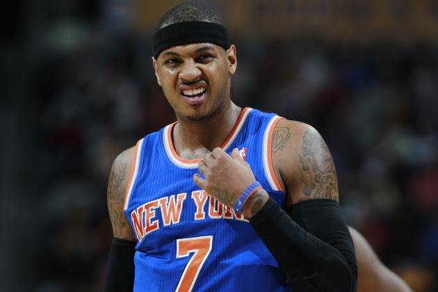 Carmelo Anthony's Legacy Can't Wait on NY Knicks' Rebuilding Plan