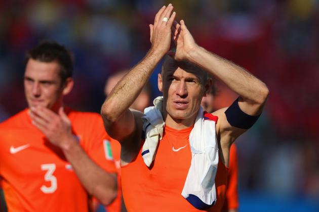 Netherlands vs. Mexico: Tactical Preview of World Cup Round-of-16 Match
